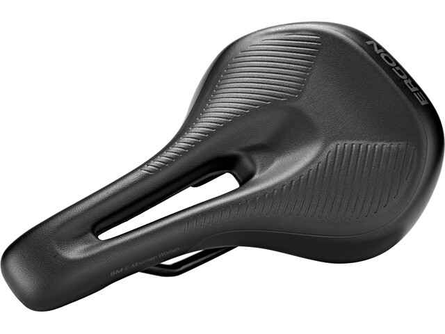 Ergon SM E-Mountain Sport Zadel Dames, stealth